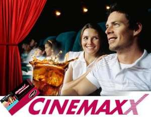 DailyDeal Specials - Gutschein für Brillen und Cinemaxx-Kinobesuch