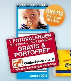 Komplett kostenloser Küchenkalender (Wert: 10€) *Update* Immer noch verfügbar