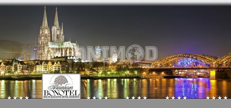 2 Übernachtungen in Köln für 2 Personen für 88€