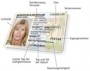 Jetzt noch alten Perso verlängern und Geld sparen - neuer Personalausweis ab November 2010!