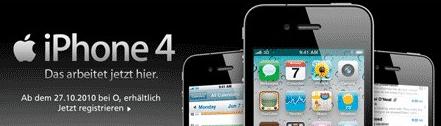 iPhone 4 ohne Simlock und ohne Vertrag im deutschen Apple-Store für 629€