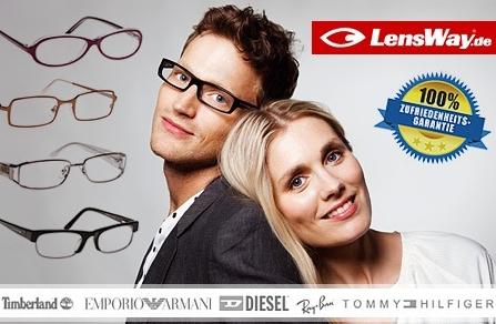 50€ Rabatt bei Lensway - sehr günstige Kontaktlinsen und Brillen