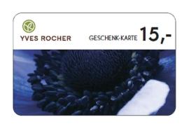 10€ Rabatt bei einem Mindestbestellwert von 25€ bei Yves Rocher