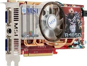 [Grafikkarte] MSI Radeon HD 4850 für 79€