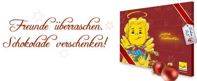 Gratis Schoko-Adventskalender inkl. Versand *UPDATE* Wieder da