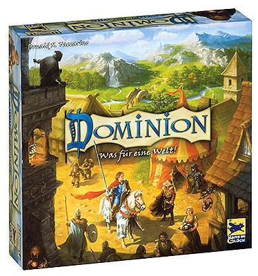 Dominion, Spiel des Jahres 2009 für 13,99€