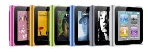 Apple iPod Nano 8GB (6G) für ~125€ bei Amazon UK