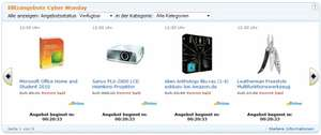 Anleitung: Erfolgreich ein Amazon Cyber Monday Schnäppchen schlagen *Update*