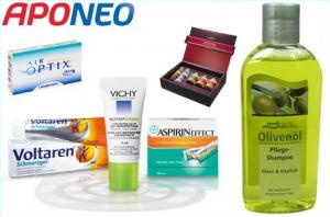 20€ Aponeo Apotheken-Gutschein für 5€ - Günstige Aspirin, Kondome etc.