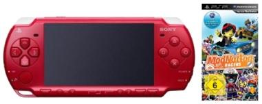 PSP Slim (rot) inkl. ModNation Racers für 98€ bei Amazon! *Update* Jetzt 119€