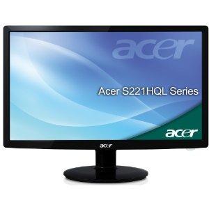 Acer S221HQLBD (21,5 Zoll, FullHD) TFT Monitor für 99€ statt 139€ bei Amazon! *UPDATE* Acer S222HQLABID mit HDMI für 111€