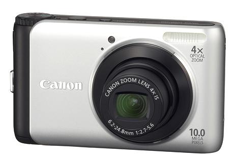 Canon PowerShot A3000 IS (Einsteigerkamera mit opt. Bildstabilisator) für 59€