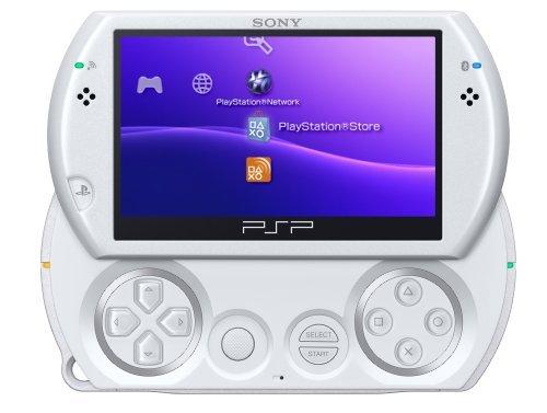 PSP Go! (weiß) + 10 Spiele für 132€