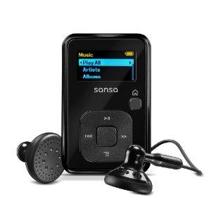 SanDisk Sansa Clip+ mit 4GB/8GB ab 27€ *UPDATE* Generalüberholt bei Ebay UK