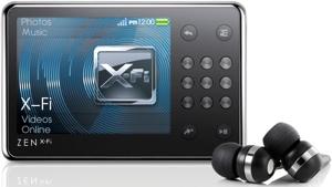 [MediaPlayer] Creative ZEN X-Fi 16GB für 100€