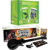 [X360] XBox 360 Arcade + Guitar Hero 3 für 184€