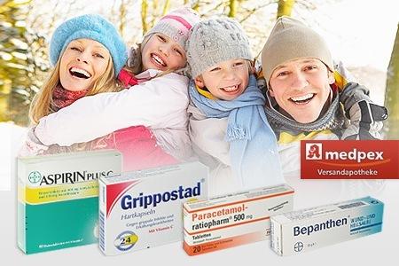 15€ Medpex-Gutschein für 7,50€ *UPDATE* Wieder da!