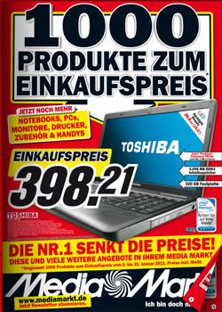Media Markt Einkaufspreise - Neuer Prospekt - Notebooks, PCs, Monitore, Drucker, Handys und Zubehör