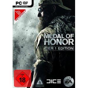 Medal of Honor (PS3/PC) für 13€ bei Amazon (schnell zugreifen)!!
