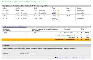 Preiswerte Flüge von Wien nach Amerika (Philadelphia für 338€, Boston für 381€)
