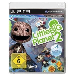 Samsung Kompaktanlage Blitzangebot, Little Big Planet 2 nur 38€ und PS3 Move Controller für 31€