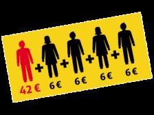 10€ Rabatt auf DB-Spartickets und 6€ Rabatt auf das Quer-durchs-Land-Ticket *UPDATE*