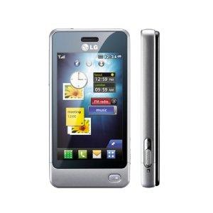 """Einfaches Touchscreen-Handy """"LG GD510 POP"""" für nur 59€"""