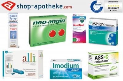 12€ ApothekenGutschein für 4€: Zahnpasta, Aspirin oder Pflaster günstig online kaufen