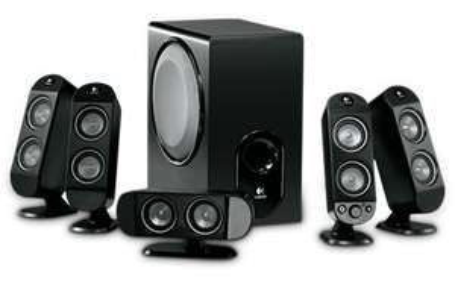 5.1 Soundsystem Logitech X-530 für 49,49 € statt 56 € *Update*