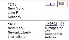 Frankfurt - New York und zurück mit Airbus A380 für 429€