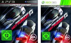Need for Speed: Hot Pursuit (PS3/X360/Wii/PC) für je 18,97€ - Blitzangebot!