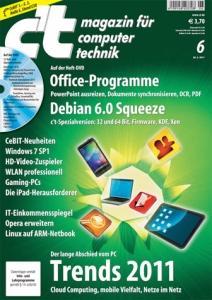 Computerzeitschrift c't 3x kostenlos und ohne Kündigung *Update*