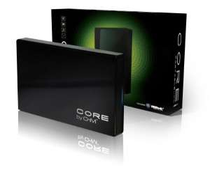 """Externe Festplatte: CnM Core Portable 80GB 2,5"""" für 23€ bei Ebay UK *UPDATE*"""