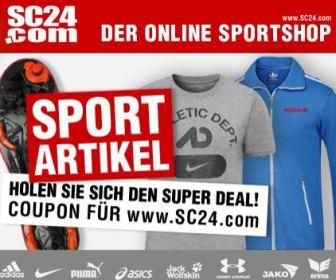 50€ SC24 Gutschein für 19,99€ + SALE