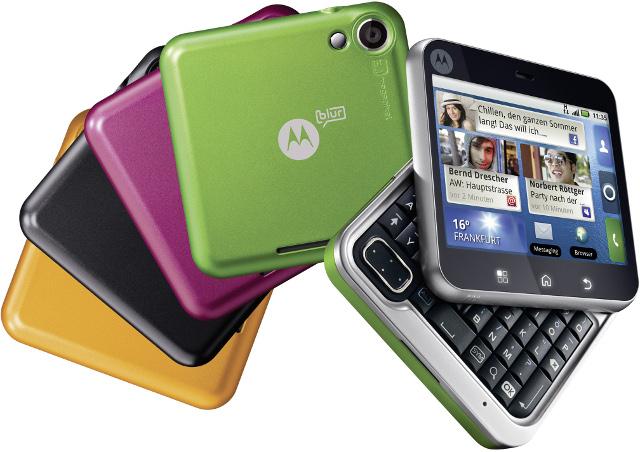 Motorola Flipout Smartphone für 99€