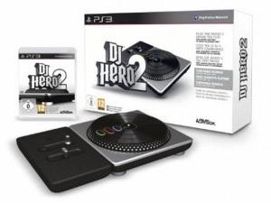 DJ Hero 2 Bundle für die Playstation 3 für nur 33€ bei Amazon!