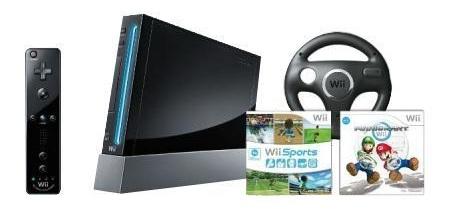 Nintendo Wii mit Mario Kart für 169€ bei Ebay