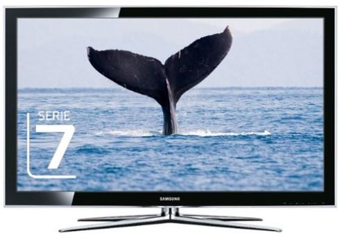 Samsung LE46C750 für effektiv 699€ bei Media Markt Deutschland - günstigster 3D-fähiger TV
