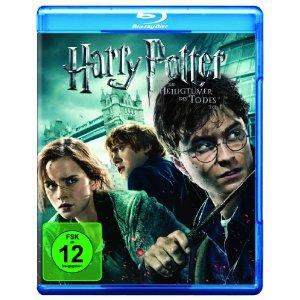 Harry Potter und die Heiligtümer des Todes (Teil 1) auf Blu-ray für 11,90€ und auf DVD für 6,99€ *UPDATE* Blu-ray jetzt für 9,90€