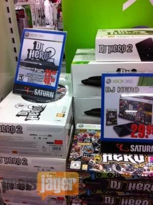 DJ Hero 2 (XBox 360) für 29,99€ @ Saturn Gerngross