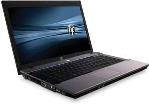 HP 620 Office-Notebook (Core2Duo T6670 2x2.20GHz, 2GB, 320GB, Win 7 Home) für 235€ für Studenten