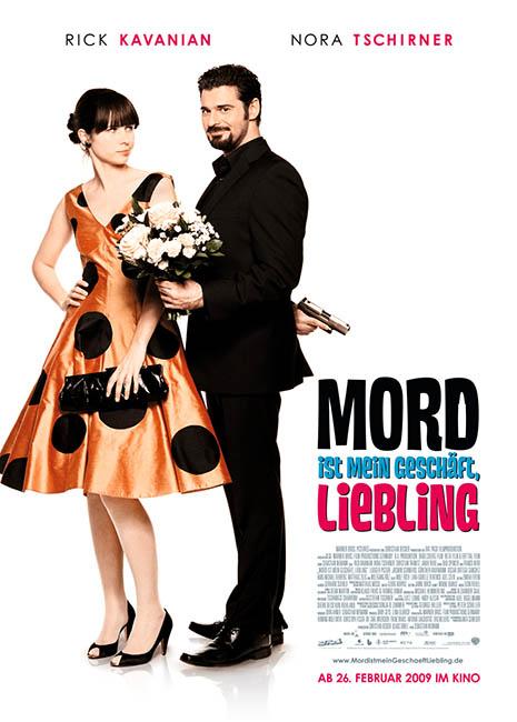 """Kostenlose Kinovorstellung """"Mord ist mein Geschäft, Liebling"""" vor Filmstart"""