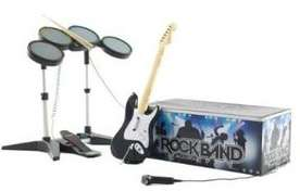 Rock Band Hardware Bundle für 115€