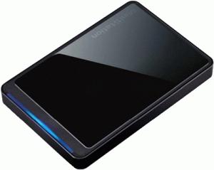 "Externe 2,5"" Festplatte Buffalo Ministation 500GB für 39,49€"