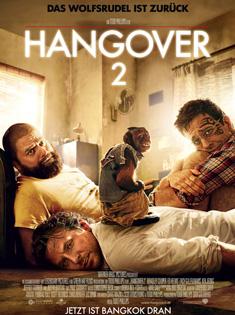 Hangover 2 - Freikarten zu Vorpremiere bei der o2 Crew