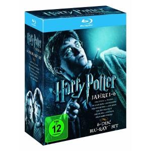 Blu-ray Deal der Woche: Harry Potter 1 bis 7.1 günstig bei Amazon *Update*