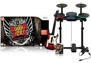Media Markt Prospektkonter von Amazon (Tony Hawk Shred und Guitar Hero Super Bundle)