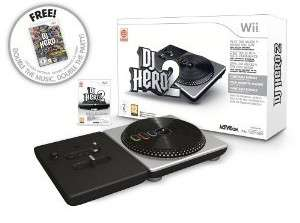 DJ Hero 2 Bundle (Wii) für 24€ bei Amazon UK