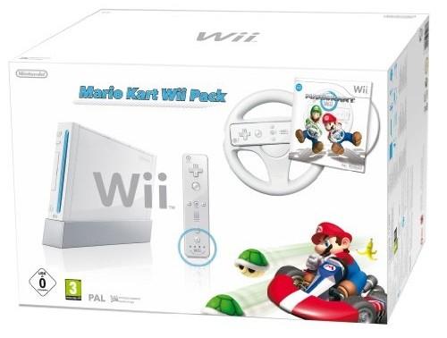 Nintendo Wii + Mario Kart für 120€ statt 138€
