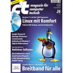 6 Monate Computermagazin c't für 5€ - Abo endet automatisch